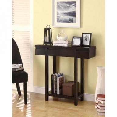 Transitional Entry Hall Table 950135