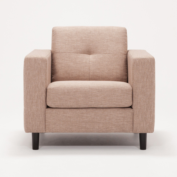 EQ3 Solo Upholstered Chair 30129-02