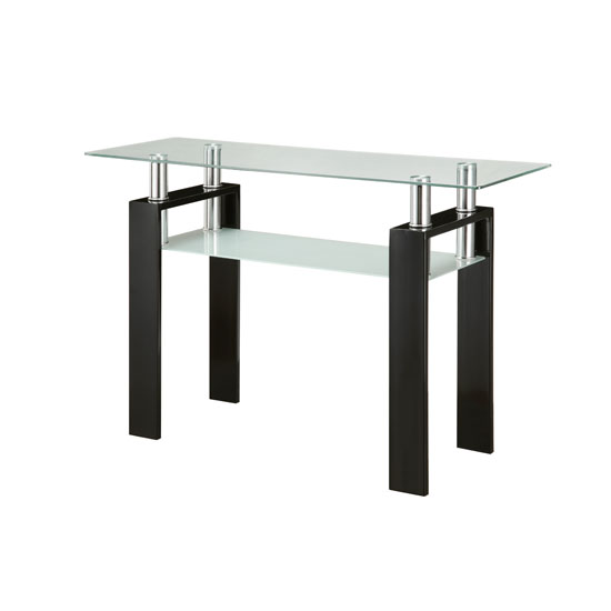 Two Tiered Console Sofa Table 702289