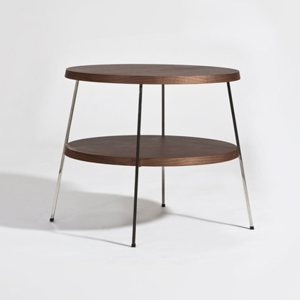 SD9167C Modern Classic Mid-Century Coffee End Table