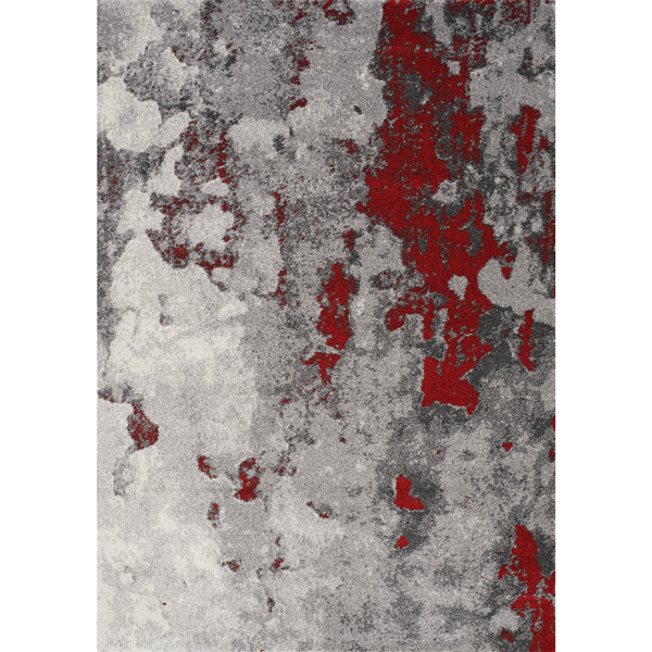 Freemont Distressed Area Rug A006-0323