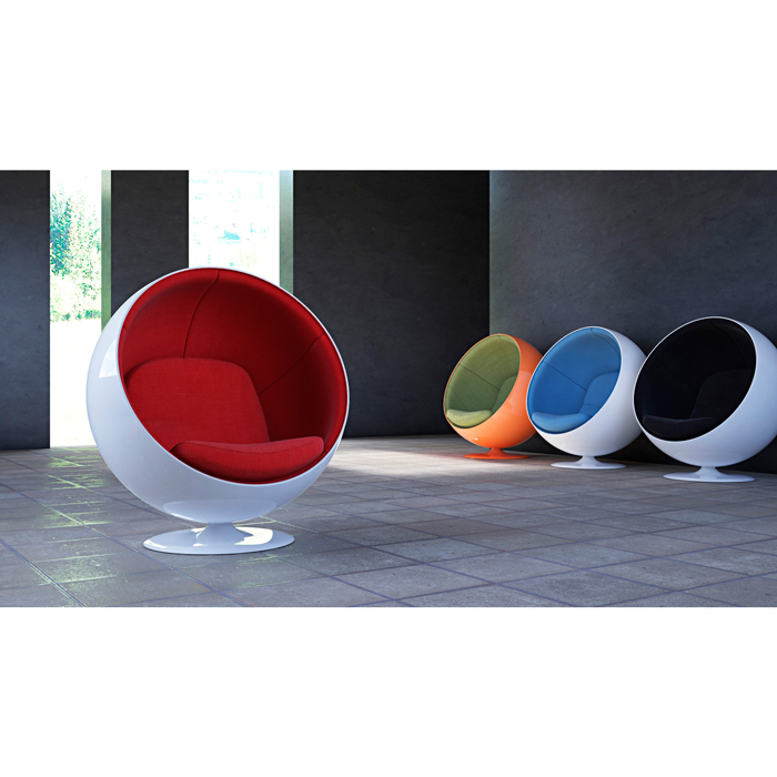 Circle Lounge Chair
