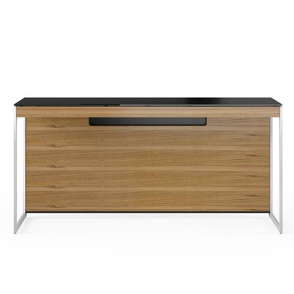BDI Sequel 20 Laotop Desk 6102 5 foot long by 18 inches deep narrow slim size