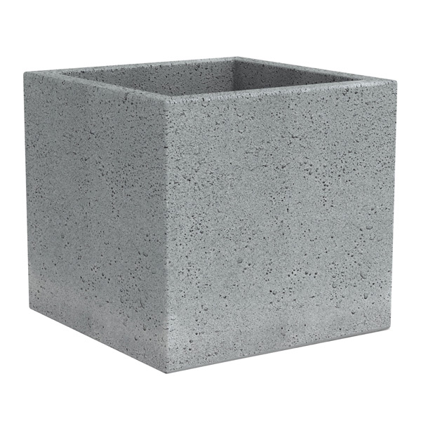 High Quality Indoor Outdoor Plastic Square Planter from Germany