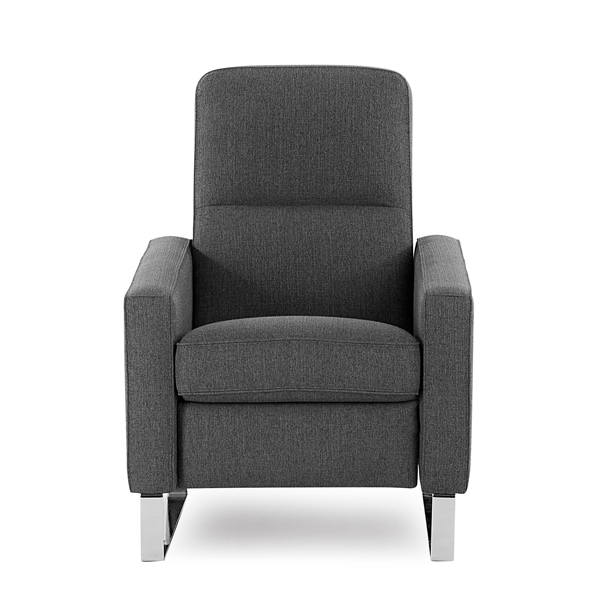 Fabric Manual Narrow Recliner