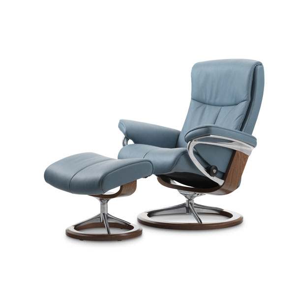 Contemporary Galleries Ekornes Peace Large Recliner