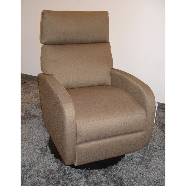 American Leather Holt Fabric Comfort Recliner