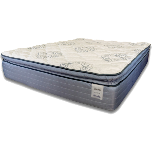 Bowles Silver Plus Avalon Pocketed Coil Mattress