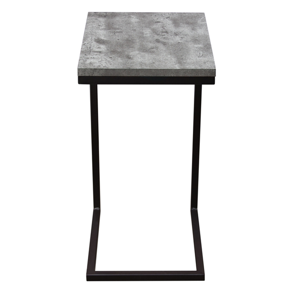 Narrow 12 inch by 16 inch top end table