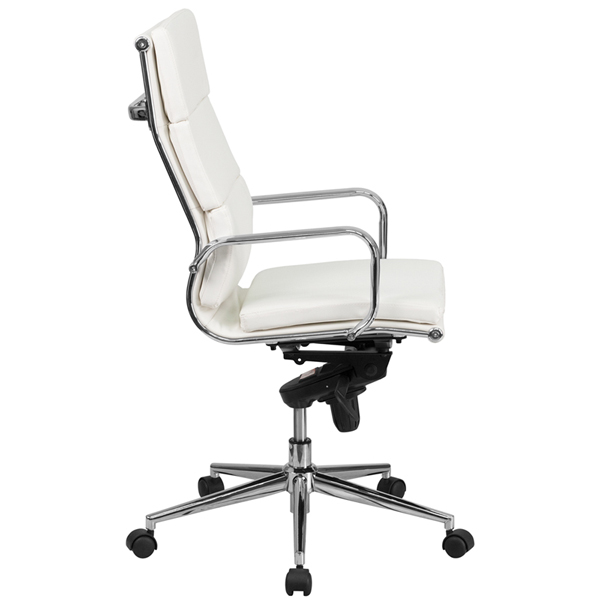 Contemporary Galleries High Back Desk Chair With Arms