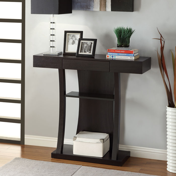 Entryway Table With Drawers contemporary galleries - entryway table with drawer