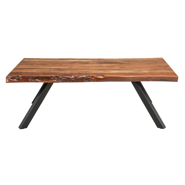 Live Edge Solid Wood Table