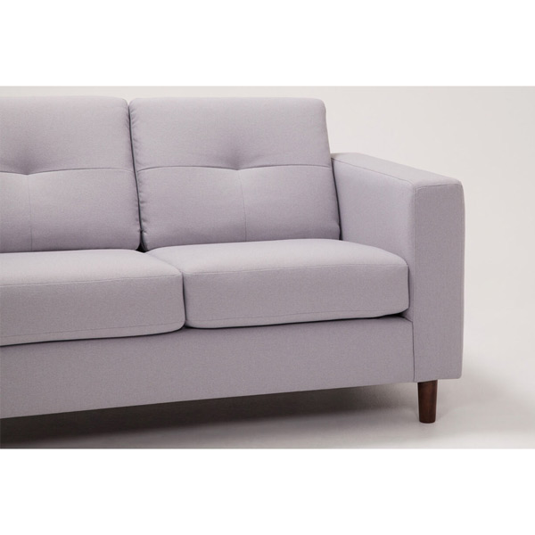 Solo Track Arm Loveseat #898