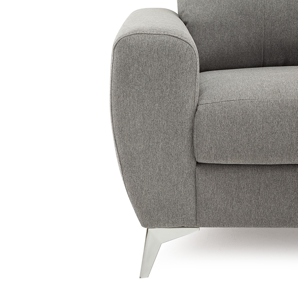 Vivy Condo Sofa with Metal Legs #1020
