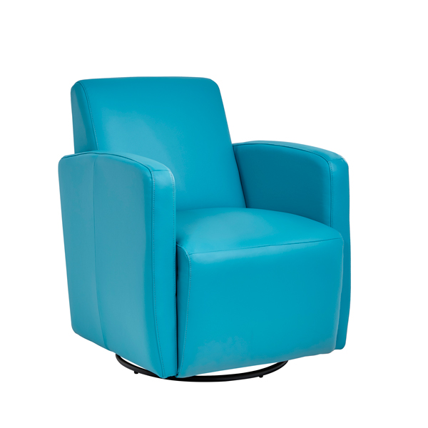 Contemporary Galleries Swivel Glider Chair 171