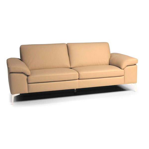 Nicoletti Cali Pascal56 Leather Sofa