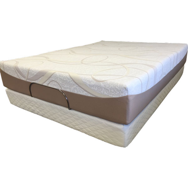 Bowles G6000 Gel & Latex Mattress