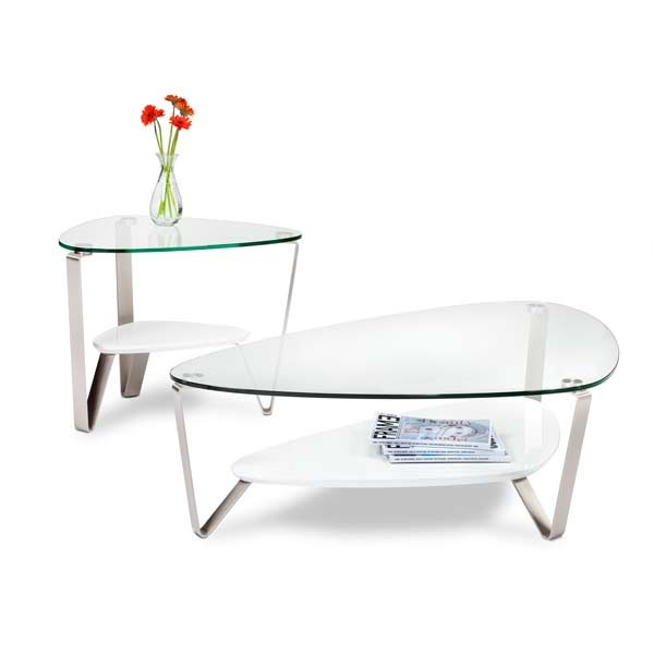 Dino Triangular Coffee Table Large