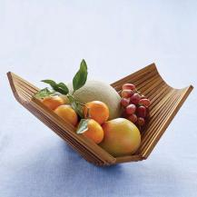 Contemporary Modern Fruit Bowl Great Design