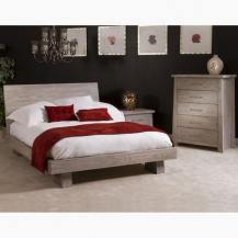 Zen Low Profile King Bed