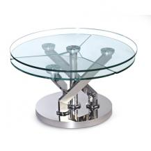 Round Motion Coffee Table #1049