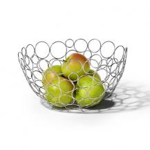 Circles Round Fruit Bowl