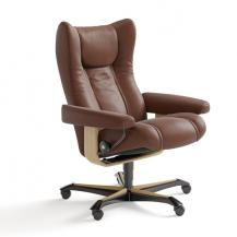 Stressless Wing Office Chair #573
