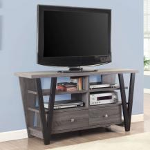 "60"" TV Stand with 2 Drawers"