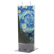 Handmade Candle Starry Night