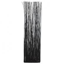 Willow Twig Panel Black
